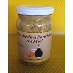 moutarde au miel à l'ancienne