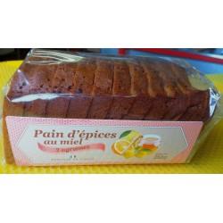 pain d'épices agrumes