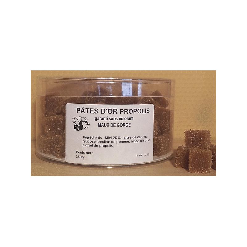 Pâtes à la propolis boîte 350gr