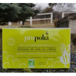 infusion du soir Propolia