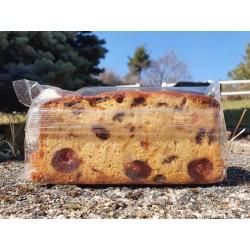 CAKE AU MIEL FRUITS CONFITS